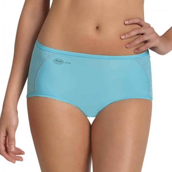 Anita Active - Pool-blue, Firm support, chilot sport