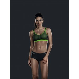 Anita Active - Green Anthracite, Air control, sutien sport