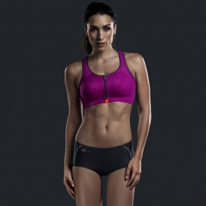 ANITA ACTIVE - ROZ-ANTRACIT, TOP SPORT
