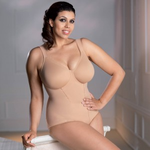 Rosa Faia by Anita - Bej, Twin Firm, Body