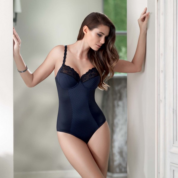 Rosa Faia by Anita - Navy black, Josephine, Body