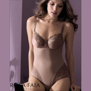 Rosa Faia by Anita - Dusty rose, Scarlet, Body