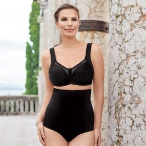 Anita Comfort - Negru, 360˚ BodyControl, chilot corset