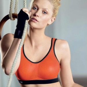 Anita Active - Spicy orange, Air control, sutien sport