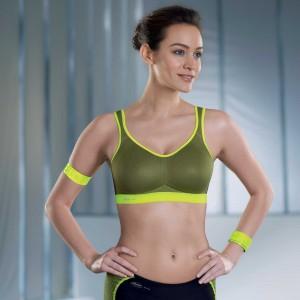Anita Active - Lime, Air control, sutien sport