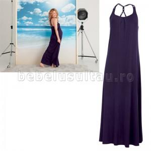 Rosa Faia by Anita -Violet, Heliotrope, rochie pentru plaja