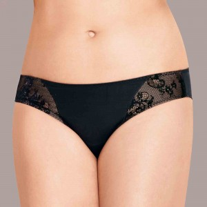 Anita Maternity - Negru, Lace, chilot