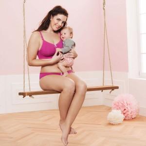 Anita Maternity - Hot pink, Seamless, sutien pentru alaptare