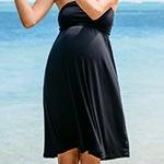 Accesorii gravide pentru plajă